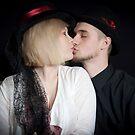 The Kiss by Jeanne Sheridan