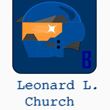 Leonard L. Church by CEC-Military
