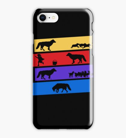 Why Can't we be friends? iPhone Case/Skin