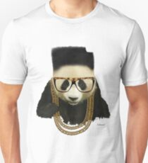 Camiseta unisex The Freshest Panda