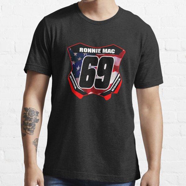 I Eat Ass T-Shirt Ronnie Mac 69 mx moto t shirt tshirt black white