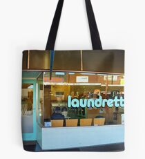 wash and wait Tote Bag