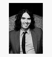 Russell Brand - comedian - actor - superstar Photographic Print