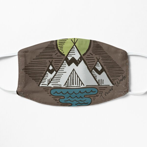 Heritage Teepee  Mask