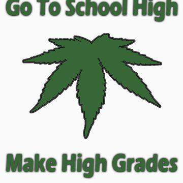 High School, High Grades by ArrogantMedia