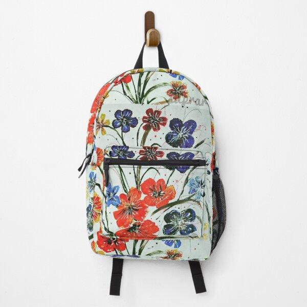 Flora design Backpack