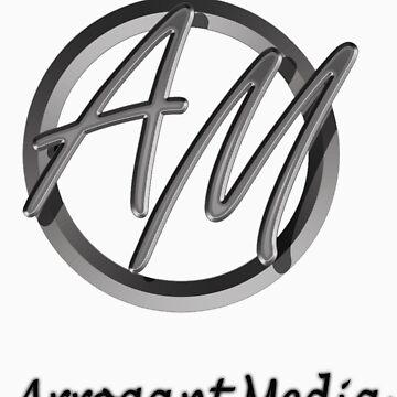 Arrogant Media Offical Logo by ArrogantMedia
