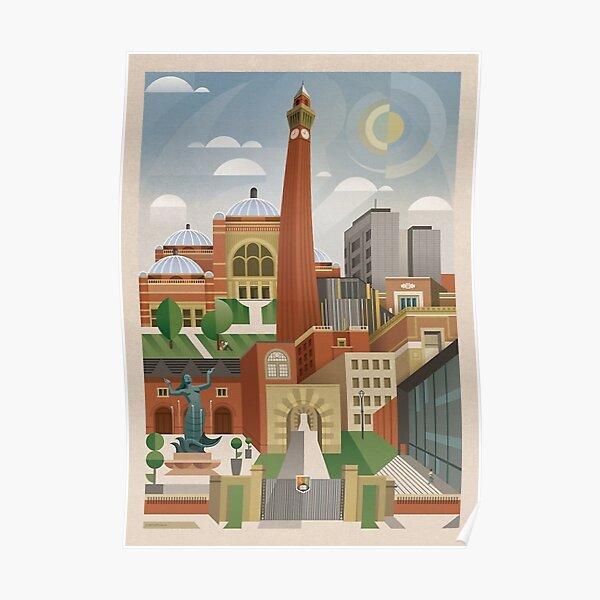 University Of Birmingham Poster