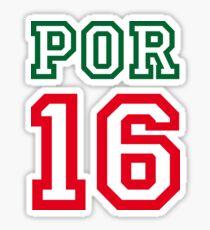 PORTUGAL 16 Sticker
