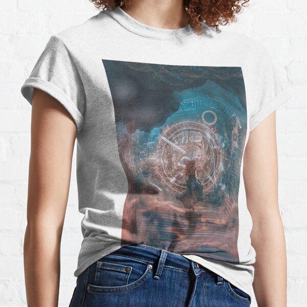 El tiempo es ahora Camiseta clásica