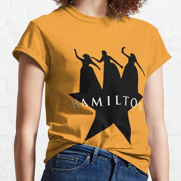 Hamilton Schuyler Sister Logo Classic T-Shirt
