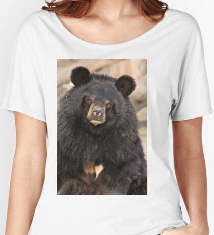 Asian Black Bear Women's Relaxed Fit T-Shirt