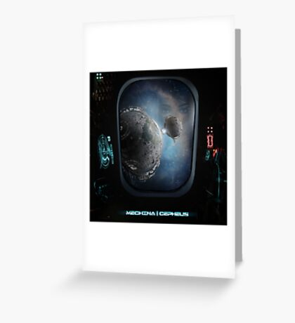 Cepheus Greeting Card