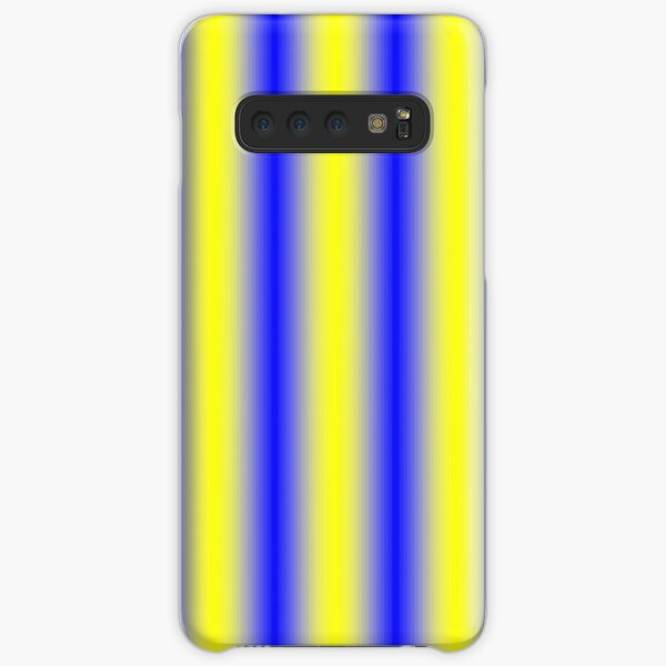 iLLusion Cobalt Blue Color Samsung Galaxy Snap Case