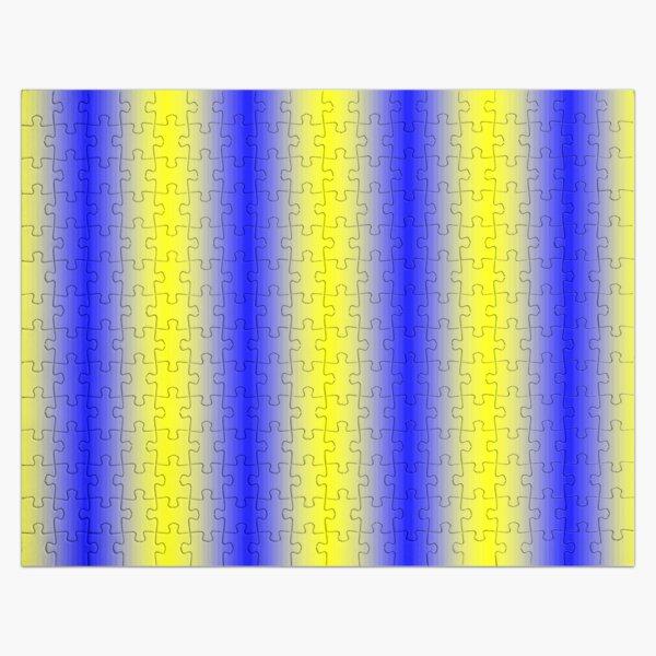 iLLusion Cobalt Blue Color Jigsaw Puzzle