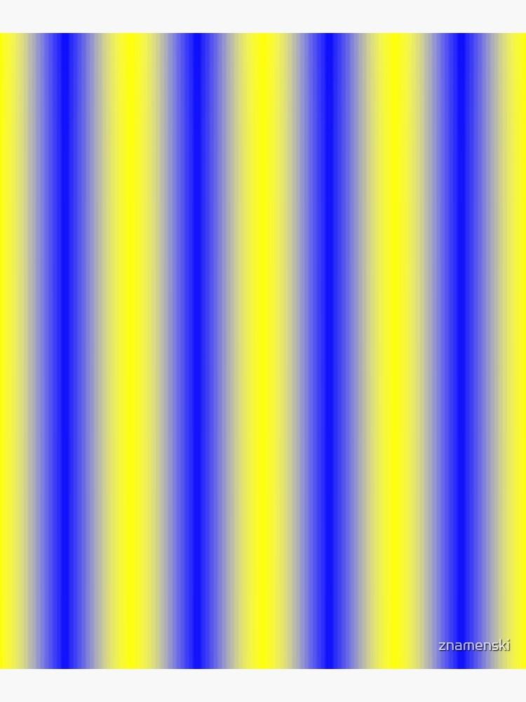 iLLusion Cobalt Blue Color by znamenski