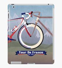 Tour De France Bike iPad Case/Skin