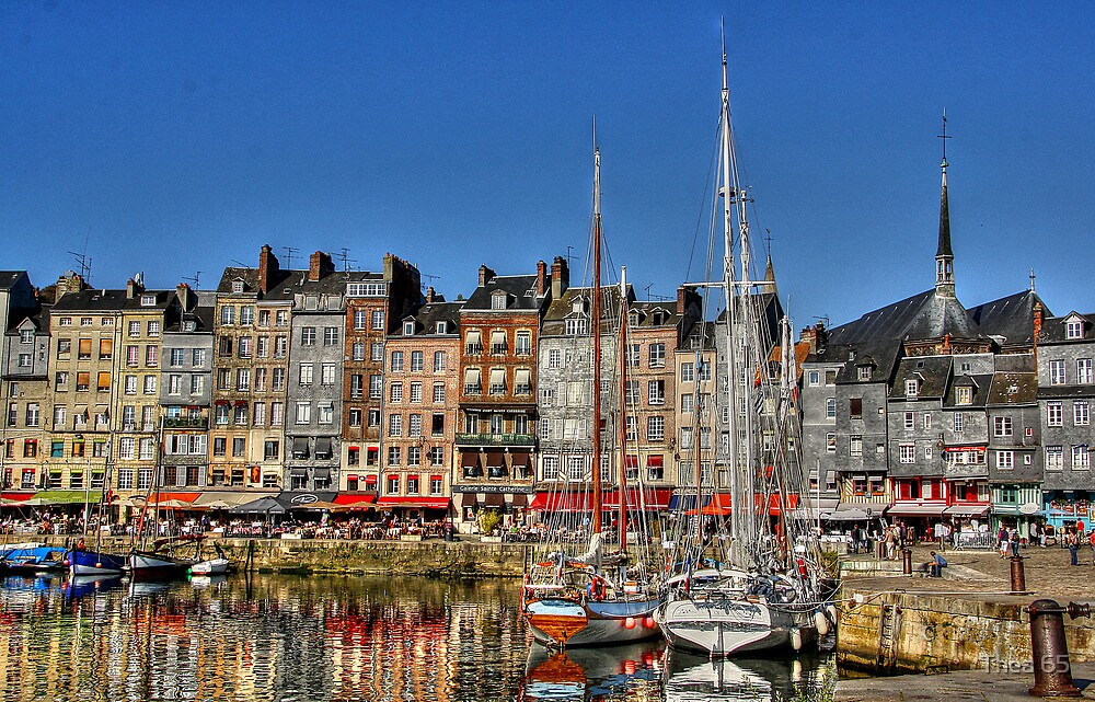 Honfleur (France) by Thea 65