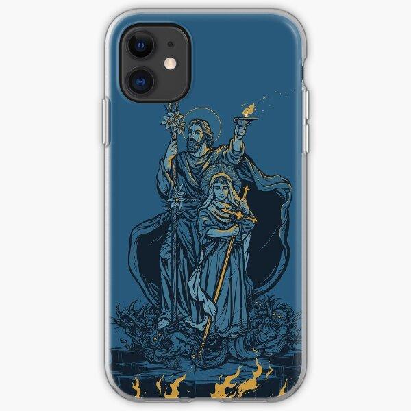Terror of Demons iPhone Soft Case