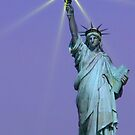 Liberty on the 4th of July by John Dalkin