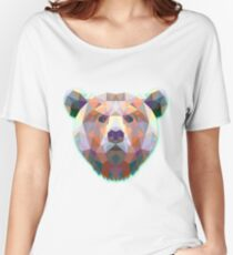 Bear Animals Gift Women's Relaxed Fit T-Shirt
