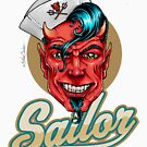 Sailor From Hell by NanoBarbero