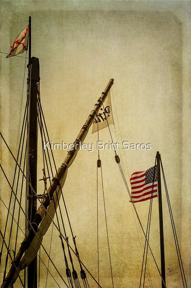 Sailing Flags by KBritt