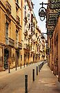 Gothic Quarter by Svetlana Sewell