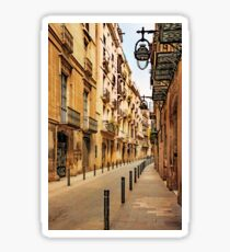Gothic Quarter Sticker