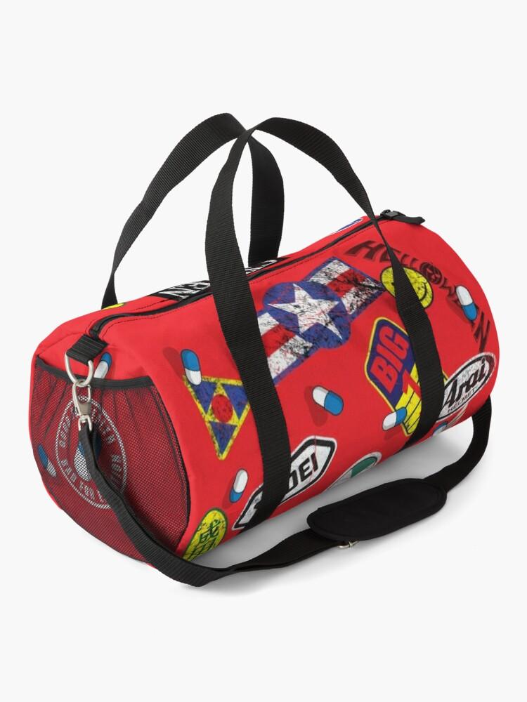 Alternate view of KANEDAAAAA!!!  Duffle Bag