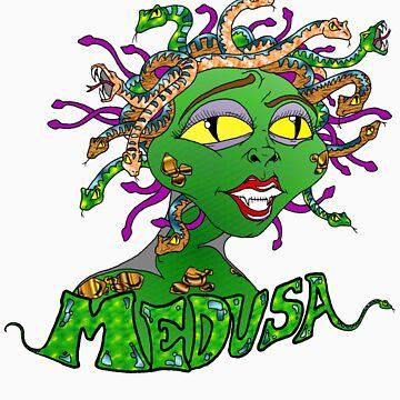 Medusa by Skree