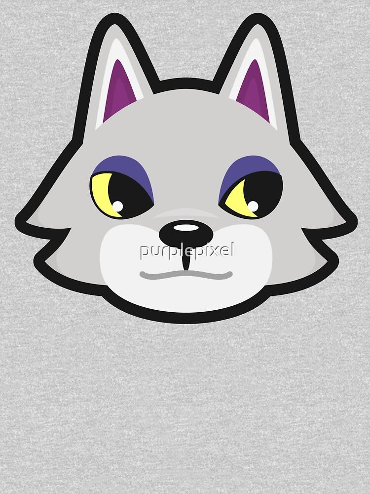 FANG ANIMAL CROSSING by purplepixel