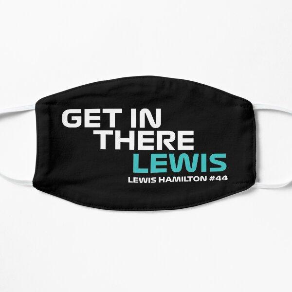 ENTREZ DANS LEWIS - Lewis Hamilton # 44 Masque sans plis