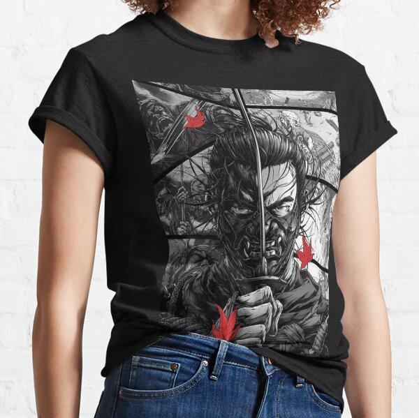 Fantasma de tsushima Camiseta clásica
