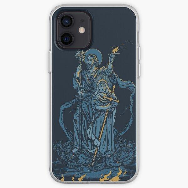Terror of Demons - Dark Version iPhone Soft Case