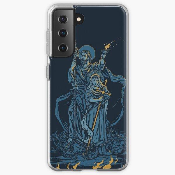 Terror of Demons - Dark Version Samsung Galaxy Soft Case