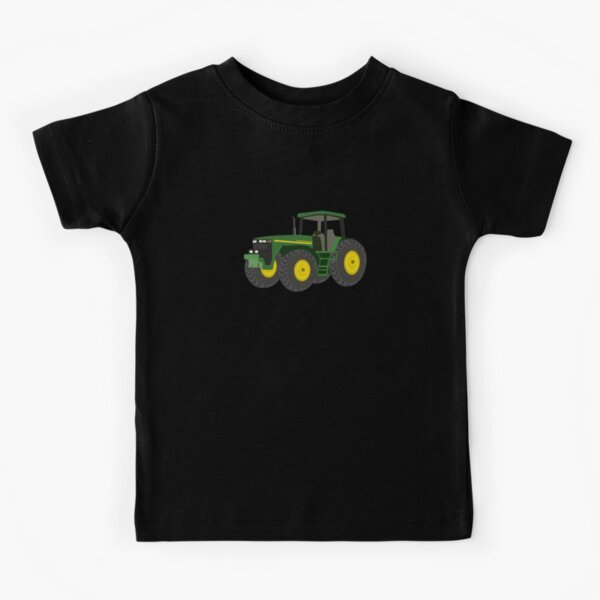 DRIVING MY TRACTOR Kids T-Shirt
