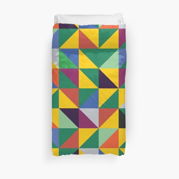 Pattern #1 Duvet Cover