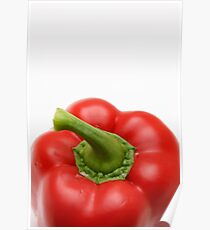 Sweet pepper  Poster