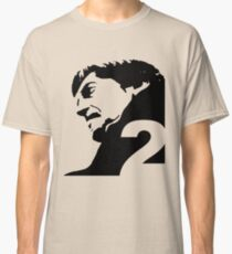 The Second Doctor – Patrick Troughton Classic T-Shirt