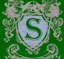 Slytherin Pride Sticker