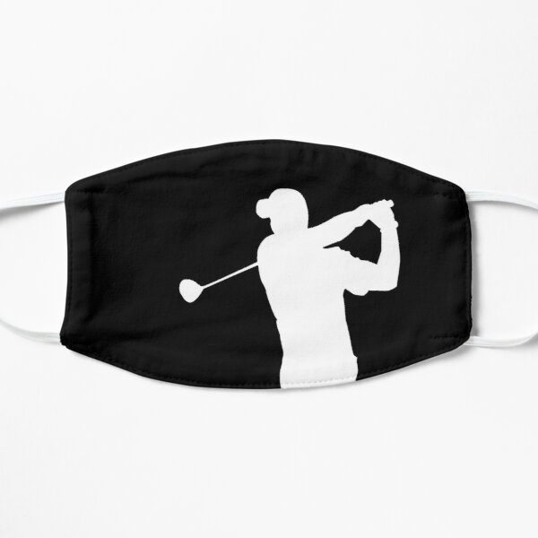 Golf - Cool golf player Gift Flat Mask