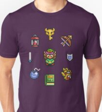 Link with his hoard Unisex T-Shirt