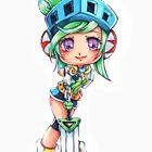 Chibi Arcade Riven by Pixel-League