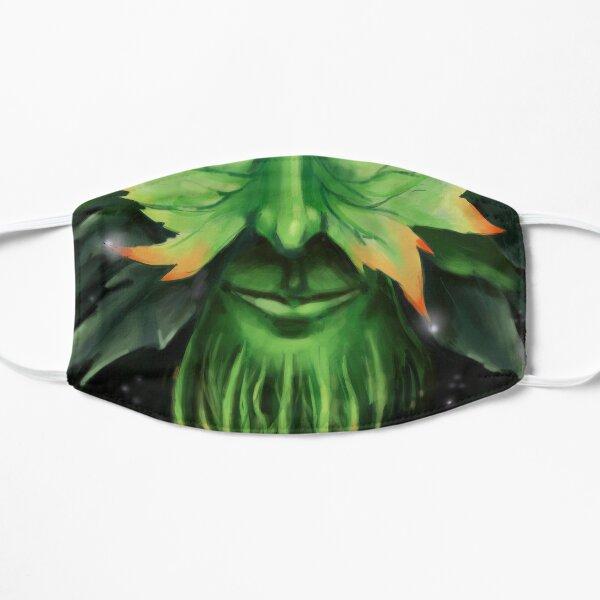 The Greenman Flat Mask