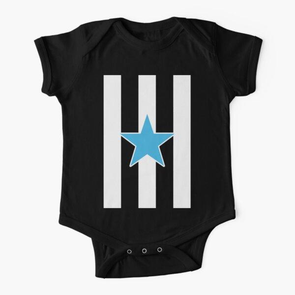 Newcastle Star Short Sleeve Baby One-Piece