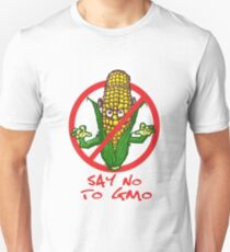 Stop GMO Unisex T-Shirt