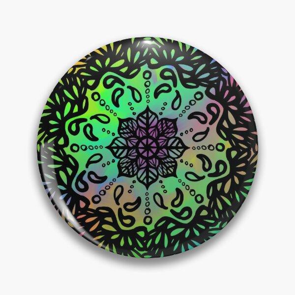Mandala Pin