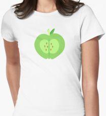 My little Pony - Big Mac Cutie Mark V3 Womens Fitted T-Shirt