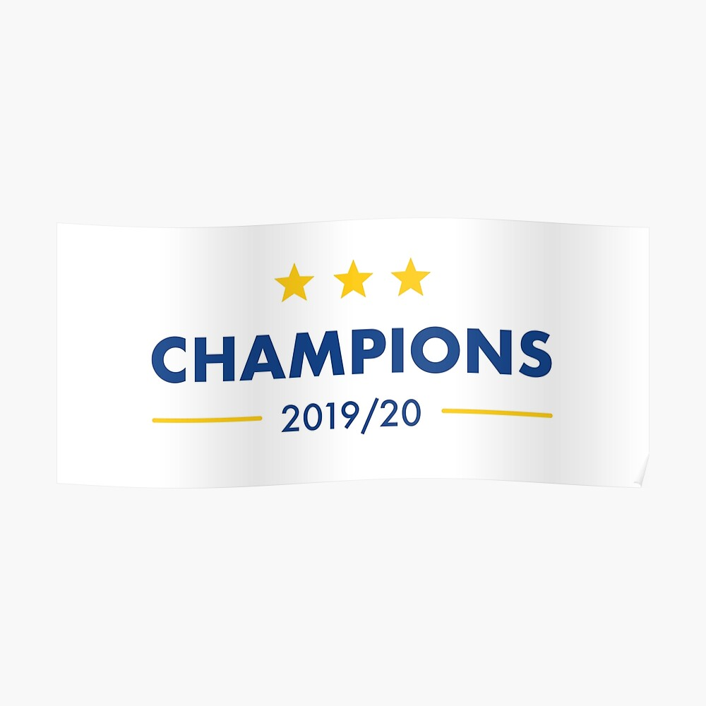 Arena Schal Leeds Champions 2019//2020 Back Where We Belong!